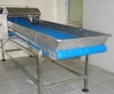 Vegetable feeding conveyer FH-71