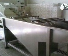 fruit & root vegetables washer RW-26